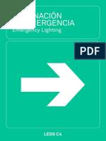 201908 Leds-c4 Catálogo Emergencias