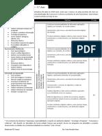 Proposta Planificação TIC (Aprendizagens Essenciais) - 5º Ano