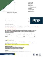 Blanco Document