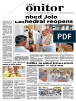 CBCP Monitor Vol23 No15