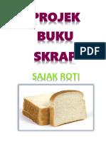 Penghargaan Buku skrap sajak roti