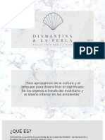 Diamantina y Perla