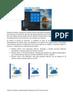 Ediciones de Windows Server 2016