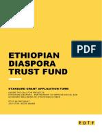 PAPDAs Grant Application Form