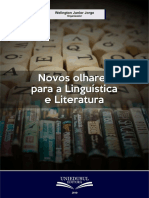Livro Novos Olhares Para a Linguística