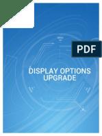 Display Options Upgrade