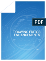 Drawing Editor Enhancements