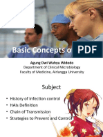 Basic Concepts of HAIs 2018