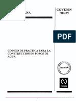 POZOS COVENIN 589-79.pdf