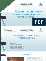 Sistema Electromecanico Para El Control de Un Invernadero