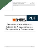 documento backup