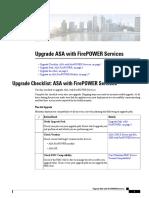 Upgrade Asa Firepower