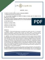 CP Iuris - CIVIL II - Questoes Comentadas