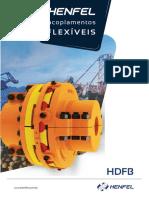 Catálogo Henfel Hdfb-pt