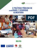 Dossier Politicas SAN Bolivia