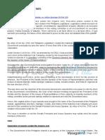Government of the Philippine Islands vs Milton Springer 50 Phil 259