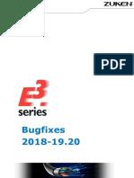 bug fix e3