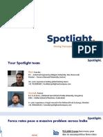 Spotlight Overview