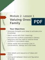 Module 2- Lesson 1