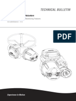 Flowserve - Limitorque QX-5 Electric Valve Actuator Flier (Manual)