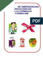 Manual de Emerg. Toxicologicas Farmaline