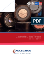 Catalogo Media Tensao PDF