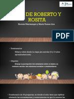 Test de Roberto y Rosita ...