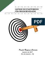 Apostila Desafios Do Pastoreio Na Pos Modernidade