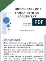 Adolescent MCN