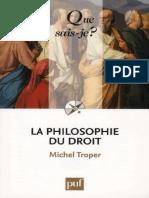 La Philosophie Du Droit
