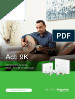 Acti9K India Catalog