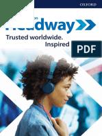 Headway 5th Edition Brochure