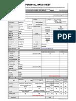 Personal Data Sheet 2019.xlsx