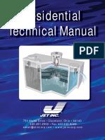 Residential Tech Manual for Uv