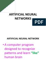 NNFL - ANN1 a
