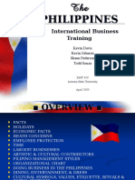 Philippines Business Presentation