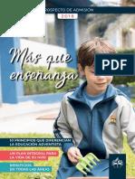 Prospecto Colegios Adventistas