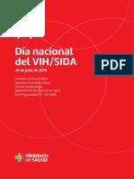 Situacion epidemiologica del VIH en Uruguay