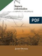 Olveda, Jaime (Coord.) - Relaciones Intercoloniales. Nueva España y Filipinas [2015]
