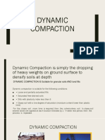 DYNAMIC COMPACTION PPYT