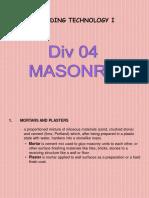 04 Masonry (1)