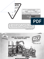 Manual de Usuario Bajaj Pulsar as 200