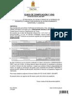 Certificado de Zonificacion y Vias 01