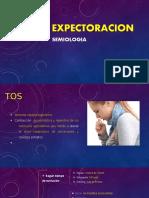 Tos - Expectoracion