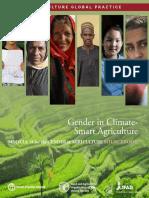 Gender Climate Smart