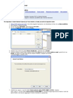 Impostare Outlook Express