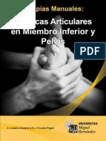 Técnicas Articulares en Miembro Inferior y Pelvis (Terapias Manuales) (Spanish Edition)_nodrm