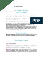 Blogs Trabalho Vera