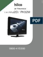 Philco MTecnico Ph32D Ph32M Parte1