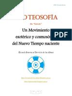NEOTEOSOFÍA.- Escuela Interna Del Nuevo Tiempo.